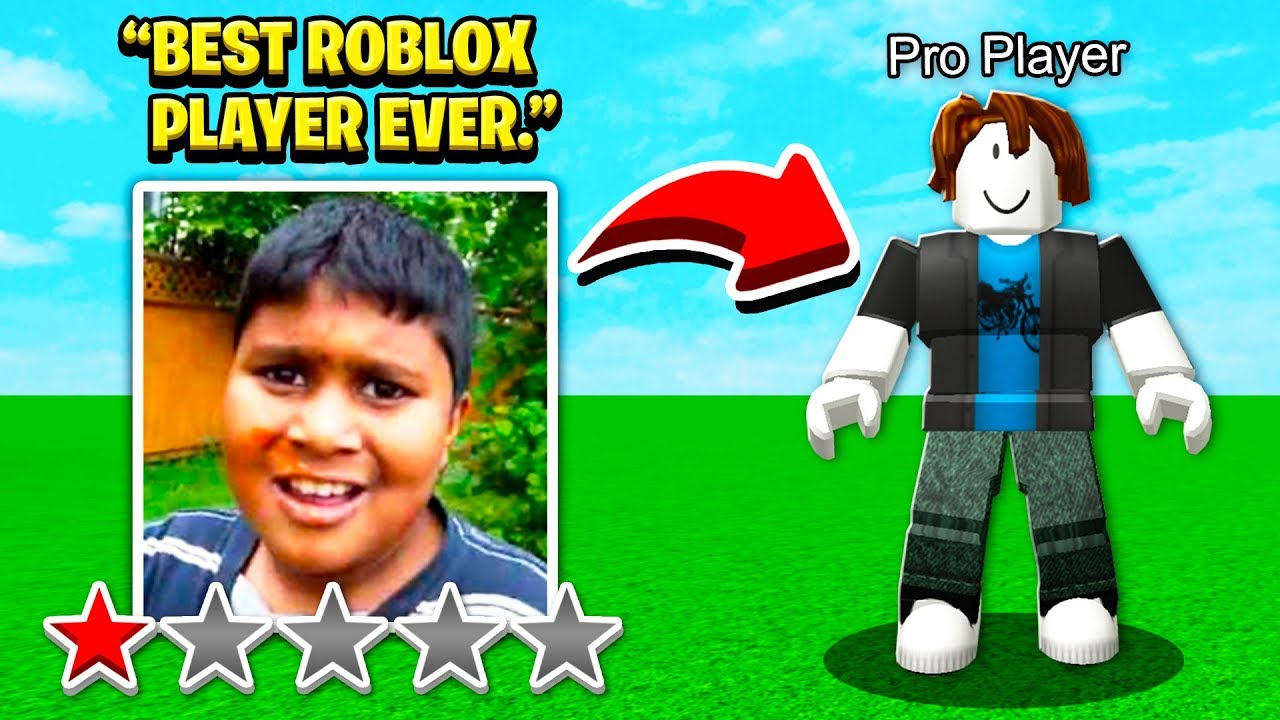 Pro Roblox Character Boy I Hired The Worst Reviewed Roblox Pro Youtube