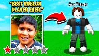 I Hired The WORST Reviewed ROBLOX Pro..