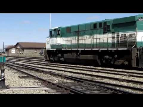 Great Western Railway Assiniboia SK 7 May 2014