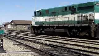Great Western Railway Assiniboia SK 7 May 2014