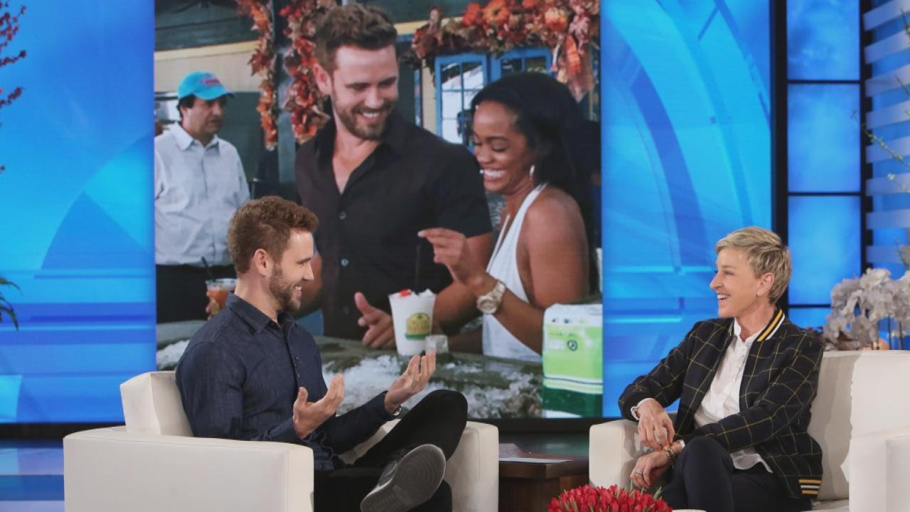 Bachelor Nick Viall Opens Up About New Bachelorette Rachel Lindsay Teases Who Gets Final Rose