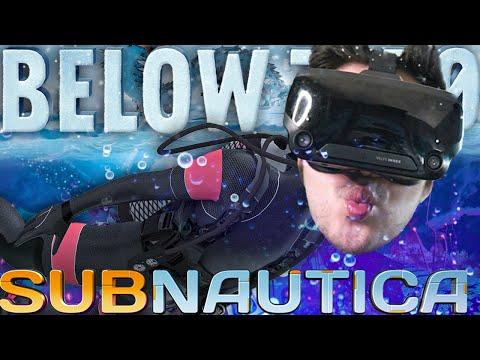 Mexican Underwater (bad idea) - Subnautica Below Zero VR
