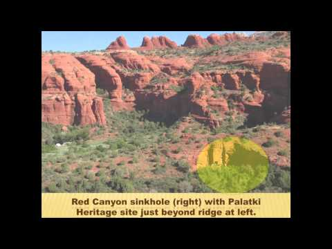Paul Lindberg - Geologic Features of Archaeological Sites in