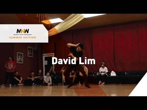 Monday Night Workshop | Summer Edition 2016: David Lim @TheKingDream - Purple Kisses