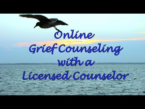 Online Grief Counseling With A Licensed Counselor