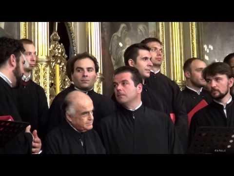Concert Masterclass de Cânt Bizantin Ediţia a VI-a Iaşi 12 Iulie 2013
