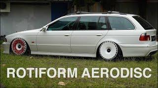 Velg Sekut Rotiform Aerodisc by Permaisuri