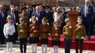 Памятник  Магомедзагиду Абдулманапову