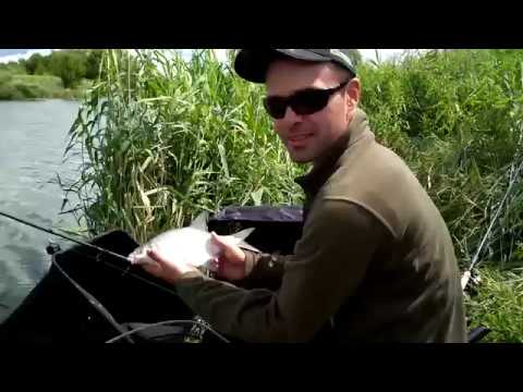 Турнир по ловле рыбы в Туле