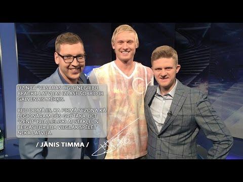 Jānis Timma: Latvijas izlase šobrīd ir galvenais mērķis