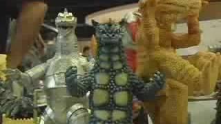 G-FEST 14,  2007 King Kong vs Godzilla