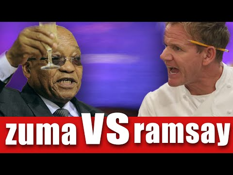 Zuma vs Ramsay on Nkandla apology MUST WATCH!!