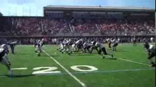 Ohio Northern Football: ONU vs Capital 09.28.2013