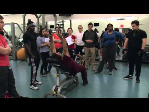 Working Out can earn you credit at Brooklyn College