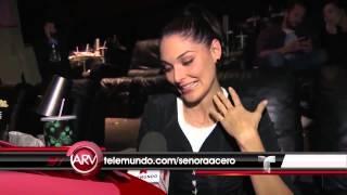 Blanca Soto Estreno Señora Acero En Al Rojo Vivo 24-Sept-14