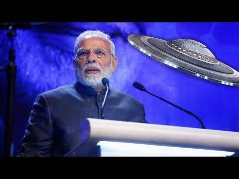 OVNI Sobre Casa Del Primer Ministro de India