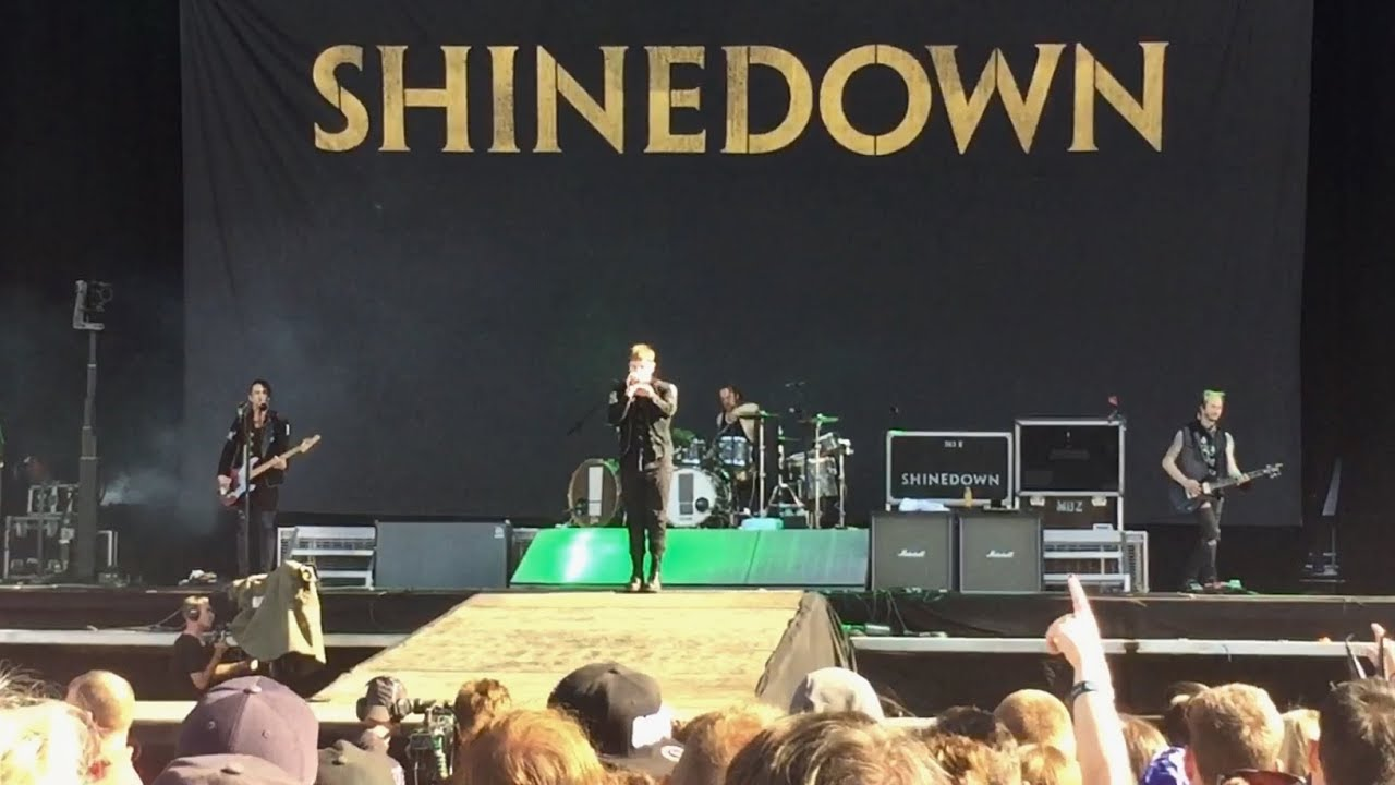 Shinedown attention attention (album download) youtube.
