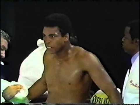 Muhammad Ali vs Jerry Quarry (I) 1970-10-26