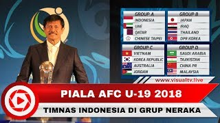 Download Video Timnas Indonesia Masuk Grup Neraka AFC U-19, Indra Sjafri Optimistis MP3 3GP MP4