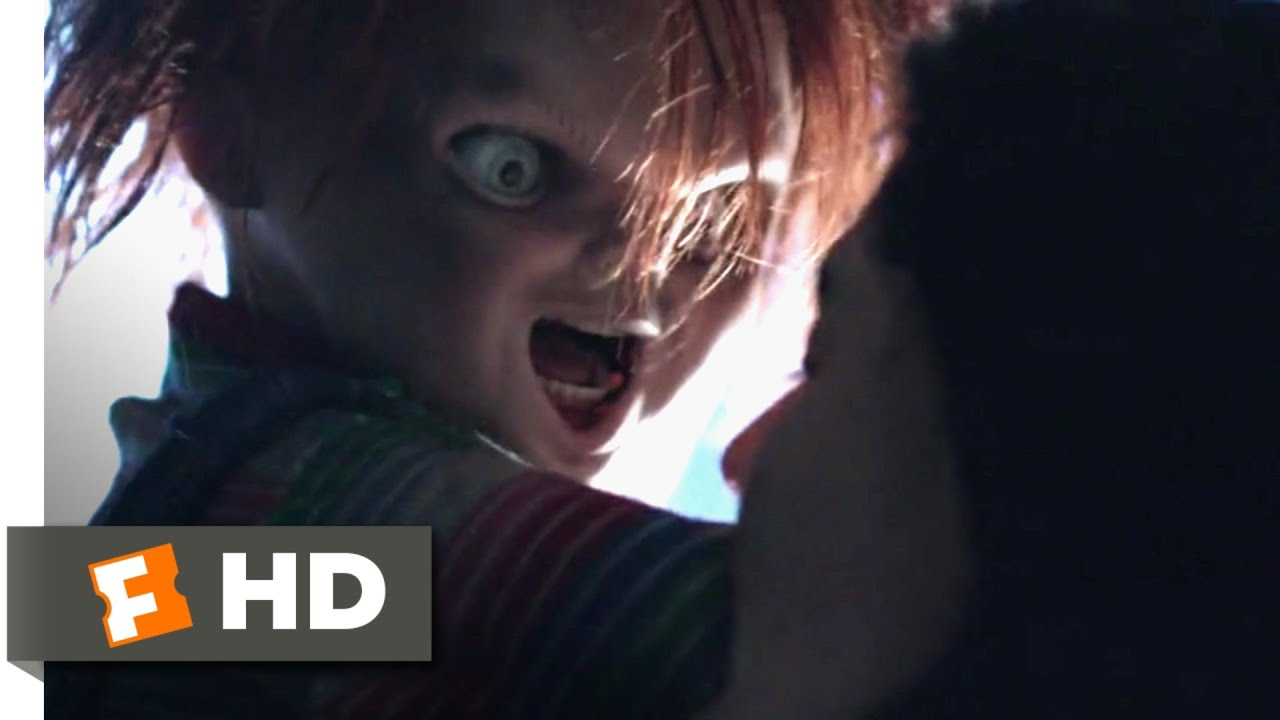 Download Cult of Chucky (2017) - Giving Mommy a Hand Scene (5/10) | Movieclips