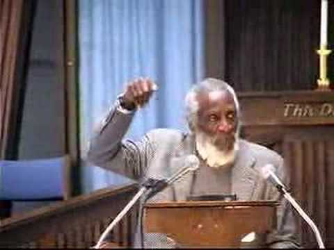 Dick Gregory Refutes Rev. Jeremiah Wright Controversy 8 of 9