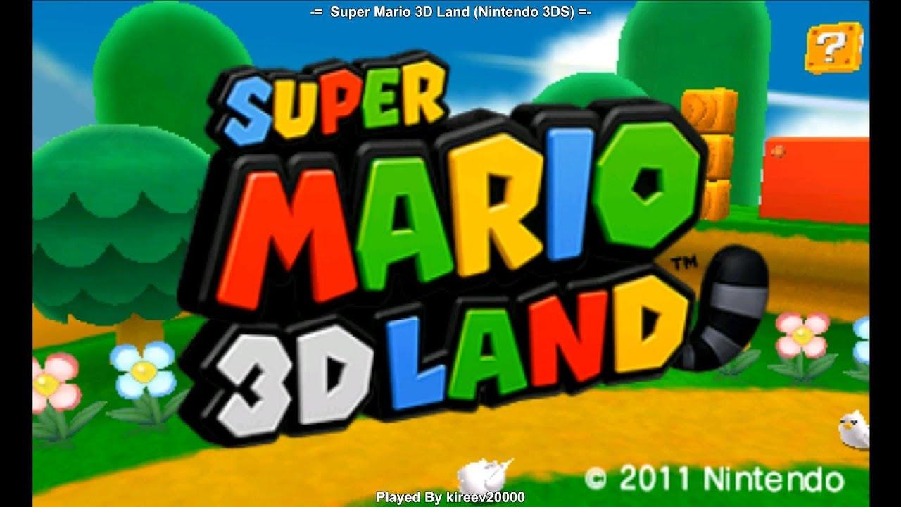 super mario 3d land 1 1 star coins