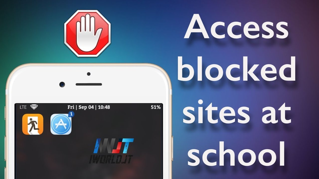 How to access blocked websites on school wi fi iphone ipad ios 83 how to access blocked websites on school wi fi iphone ipad ios 8384 youtube ccuart Image collections