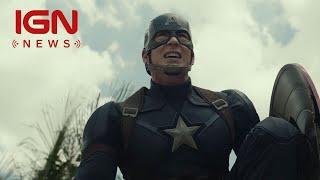 Avengers 4 Director Says Chris Evans Isn't Done Yet - IGN News