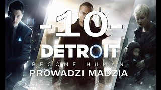 [PS4] Detroit: Become Human #10 - U Hanka i w magazynie CyberLife
