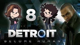 Detroit: Walking Morality Meter - PART 8 - Game Grumps