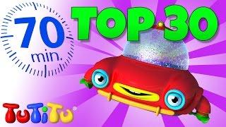 TuTiTu en Français compilation | Top 30 jouets | 70 minutes spécial