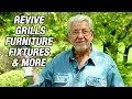 Revive Outdoor Grills, Furniture, Fixtures & More Using Exterior Spray Paint