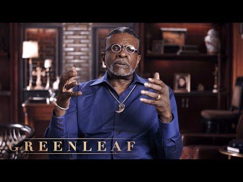KJ Brooks - 'Greenleaf Cast On New Season