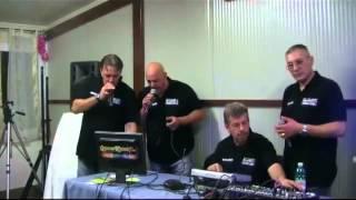 QdK Karaoke Stefano, Oberdan,  Tonino cantano La mia liberta di Califano