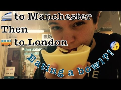 Travel Vlog Day 1 | England to Turkey