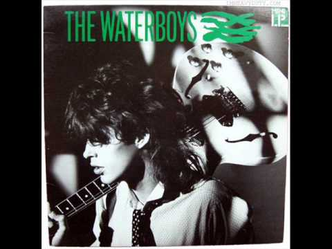 The waterboys the thrill is gone