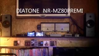 比較試聴 KENWOOD MDV-Z702 vs DIATONE NR-MZ80PREMI マライアキャリー 44.1kHz/16bit by ARKRIDE