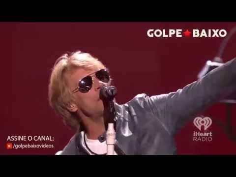 Bon Jovi canta Malandramente 3