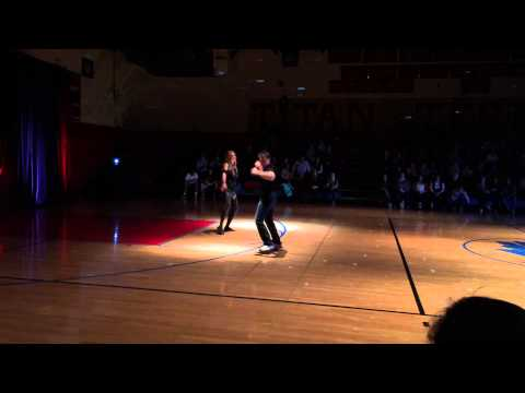 Toll Gate High School 2015 Dancing With The Senior Stars 10th Anniversary Dance 2