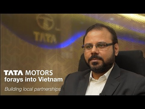 Tata Motors goes local in Vietnam