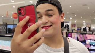VLOG 052 INUTUSAN NI MOMMY TONI BUMILI NG MAKE UP | ROB MOYA