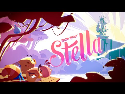 Angry Birds Stella: Official Gameplay Trailer!