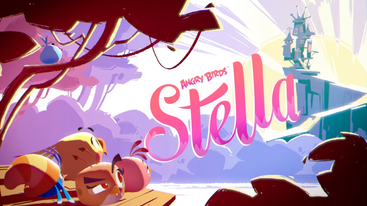 Angry Birds Stella: Official Gameplay Trailer