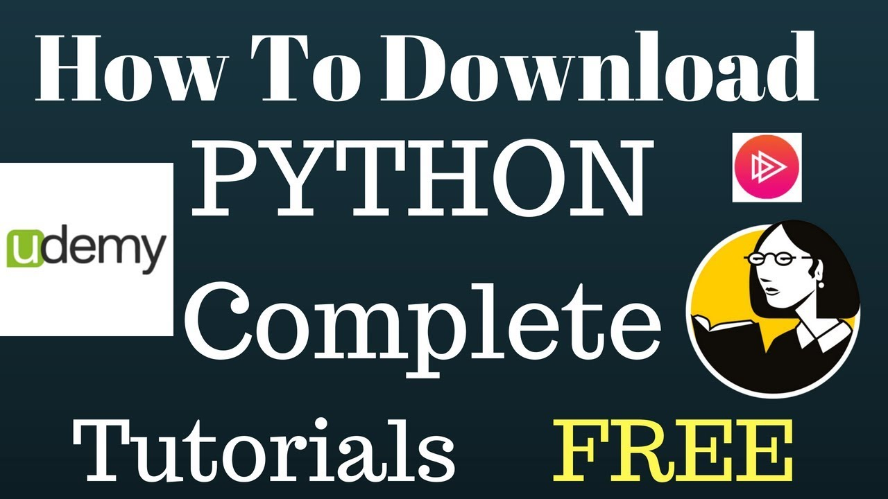 How to Download Python Videos Free Udemy latest Method 2018