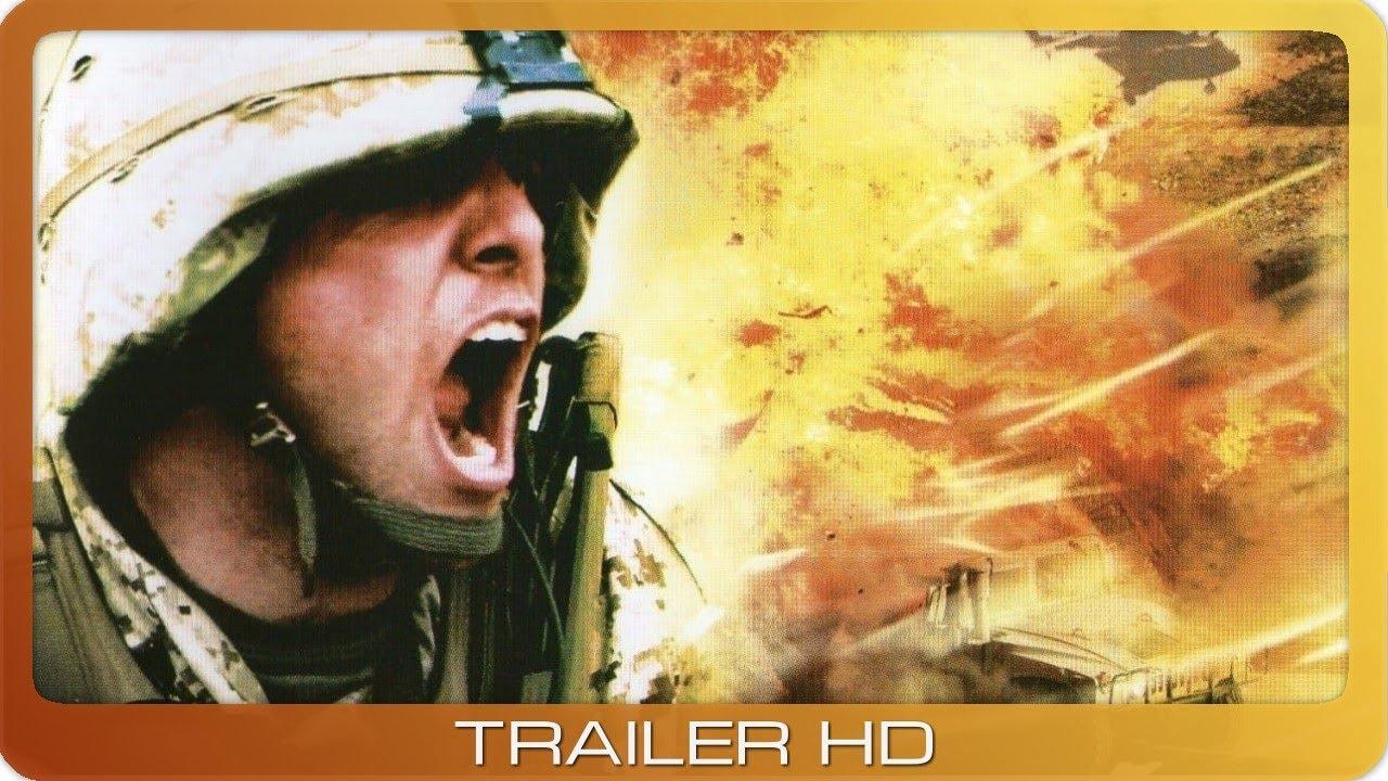 Battle For Haditha ≣ 2007 ≣ Trailer ≣ German   Deutsch