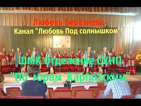 Шахтинский Музыкальный Колледж.  Отделение СХНП По горам Карпатским!