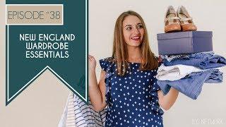New England Summer Wardrobe Essentials | The Coastal Confidence