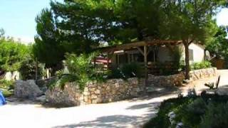 Camping Simuni - island Pag Croatia