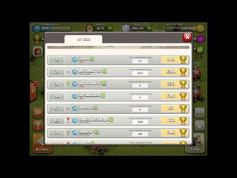 Clash of Clans - Clans & Elders