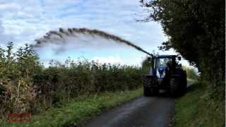 Tanking Over The Hedge - High-Spec!!